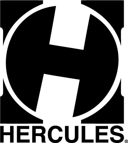 Hercules H Logo  Black