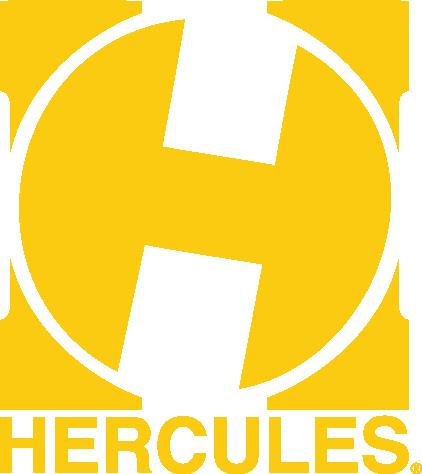 Hercules H Logo Yellow
