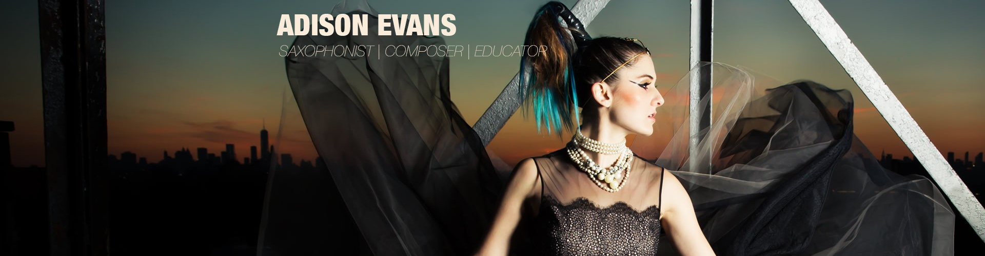 Artist Spotlight - Adison Evans