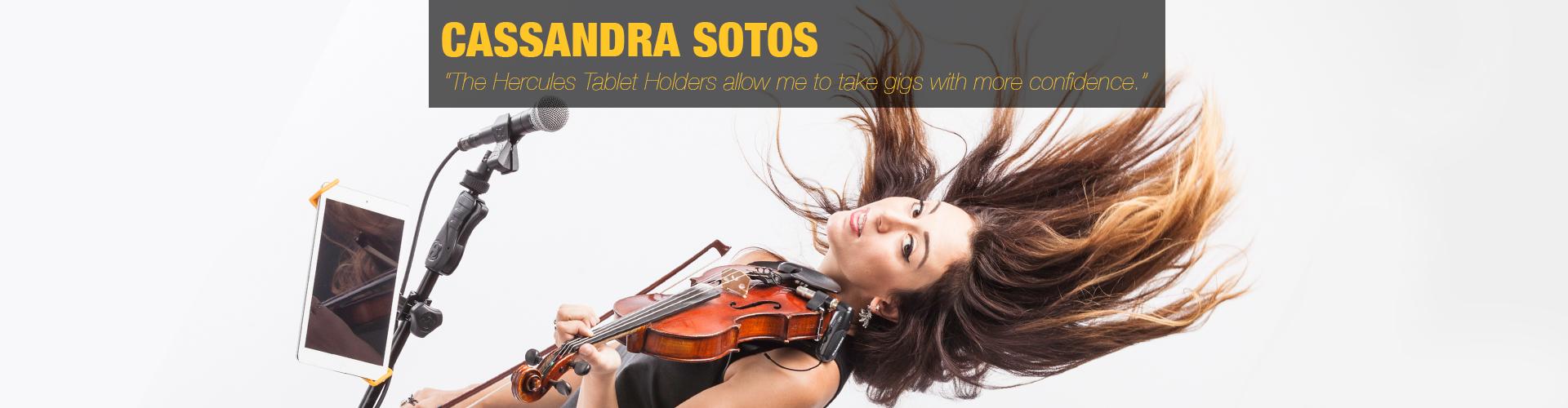 Artist Spotlight - Cassandra Sotos
