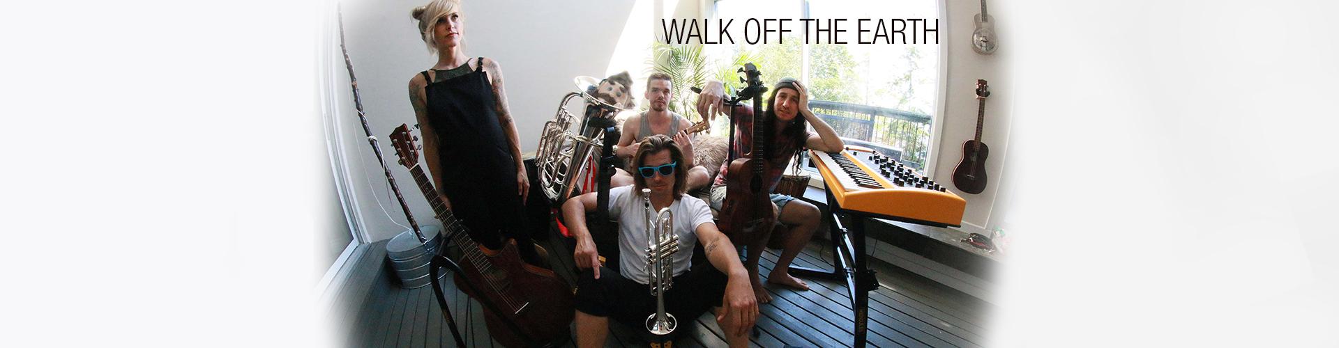 Artist Spotlight - Walk Of The Earth