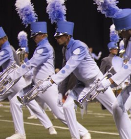 Blue Knights<br />Drum and Bugle Corps