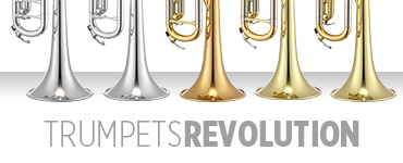 NEW JUPITER SERIES TRUMPETS