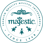 Majestic Seal Logo Turquoise