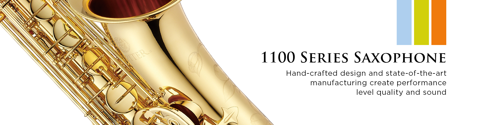 1100 SERIES SAXOPHONES